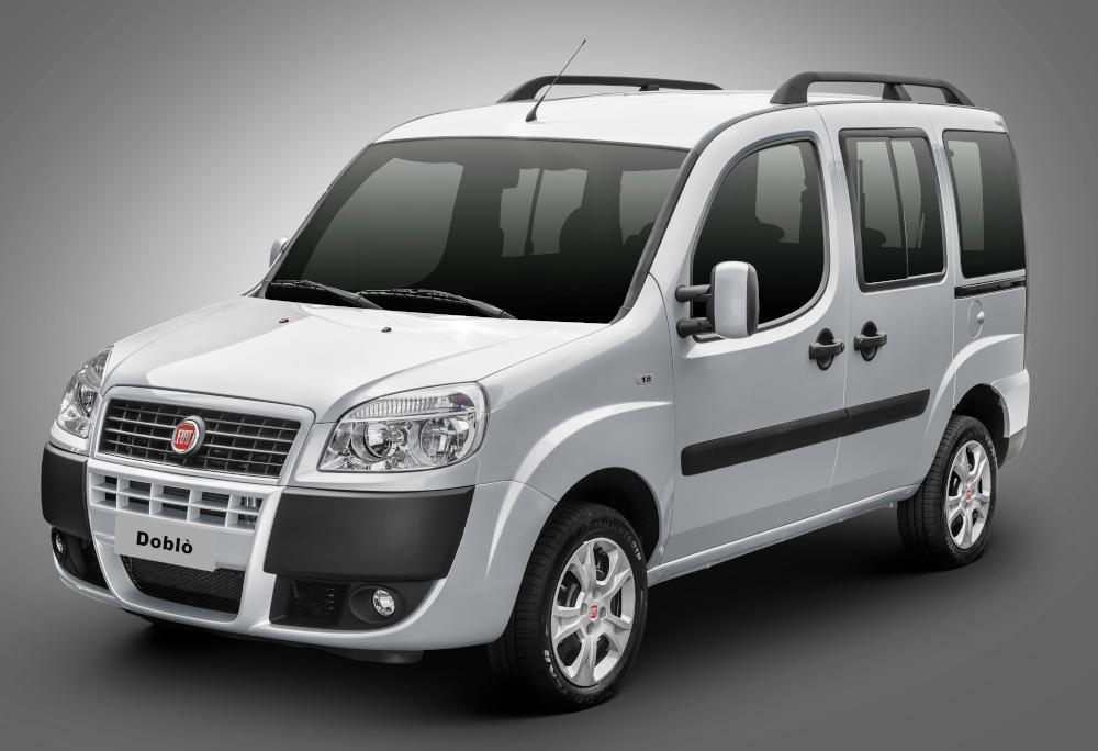 A Fiat mantém em seu portfólio apenas uma configuração do Doblò, a Essence