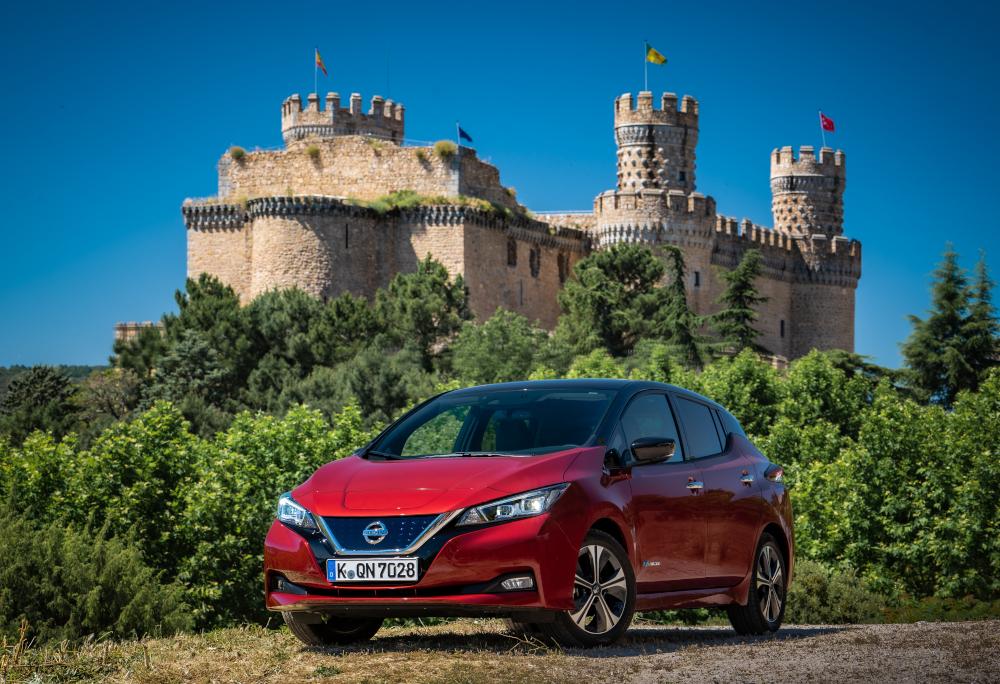 O Leaf, da Nissan, é o carro elétrico mais vendido no mundo