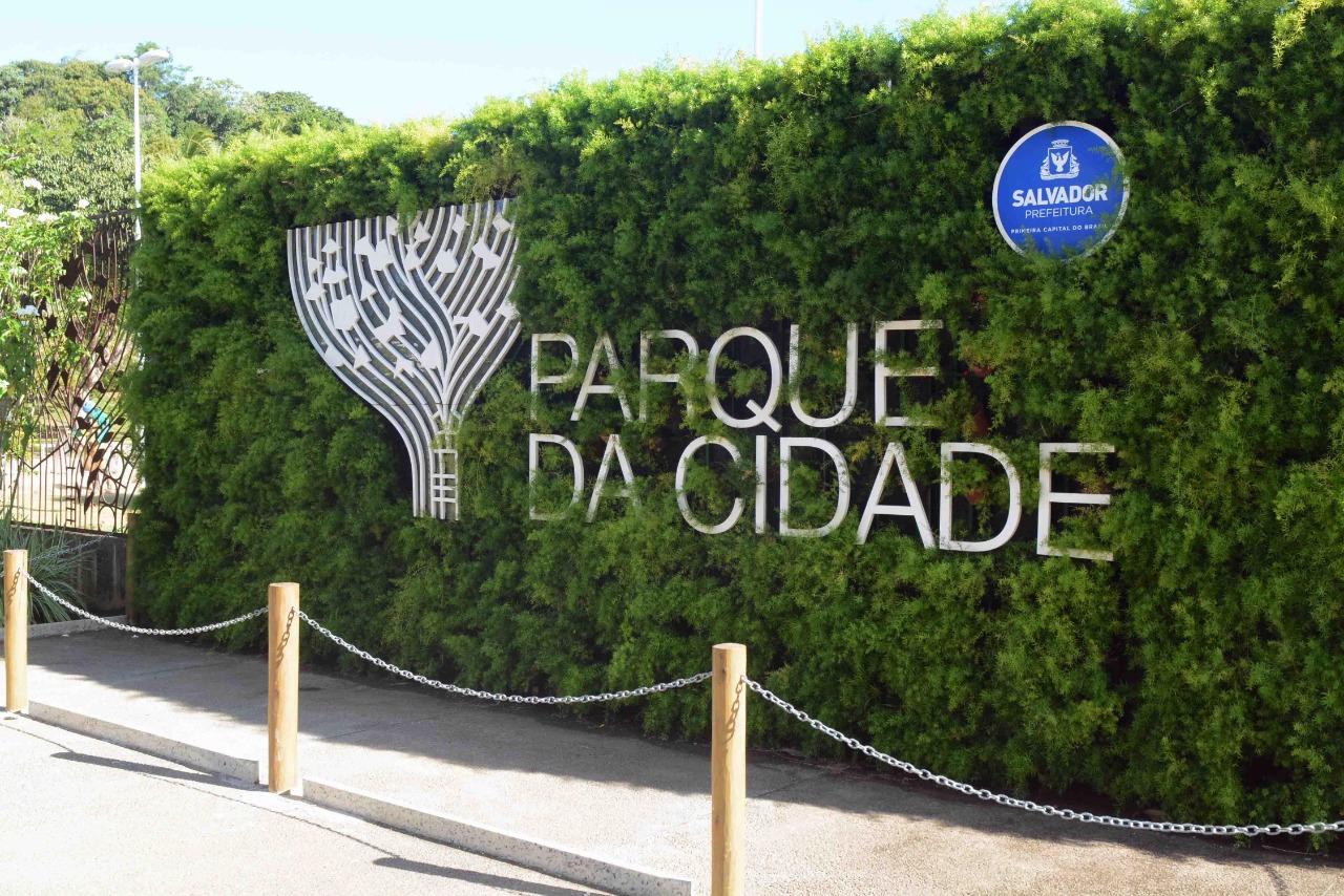 Parque da Cidade, na Av. ACM