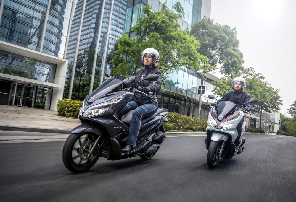 Scooter: Honda PCX