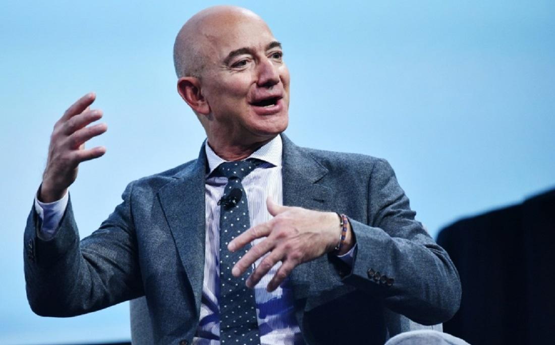 Homem mais rico do mundo, Jeff Bezos viu sua fortuna se multiplicar em 2020