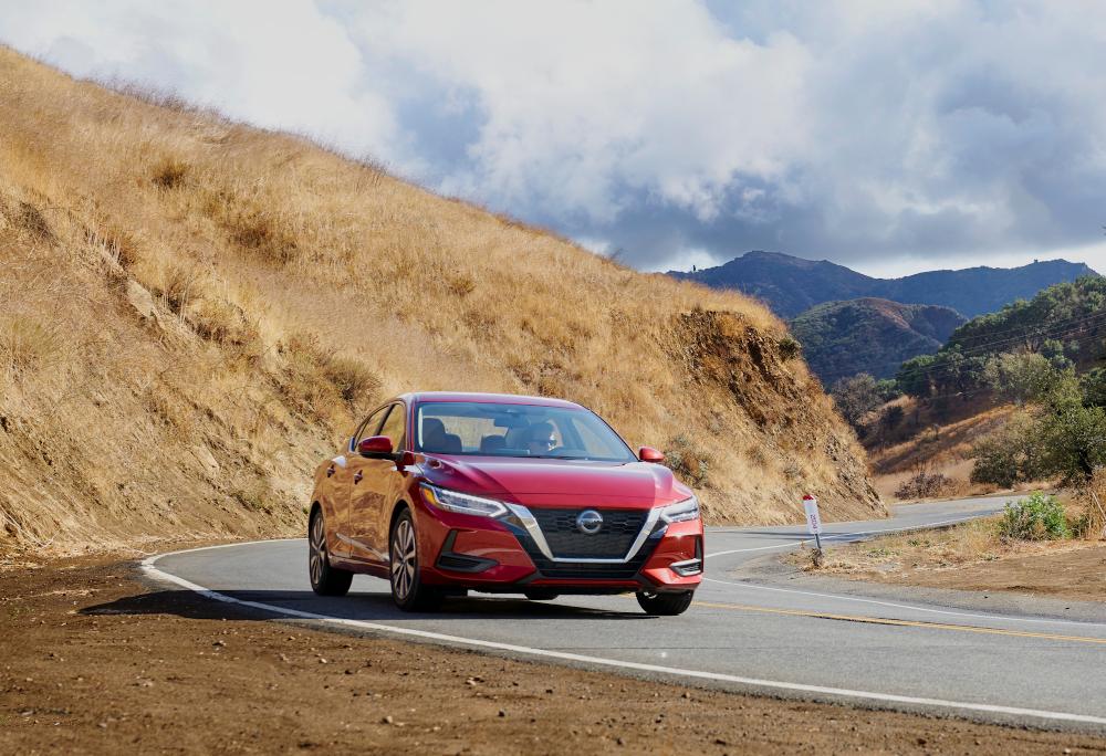 10) Nissan Sentra: 544.376