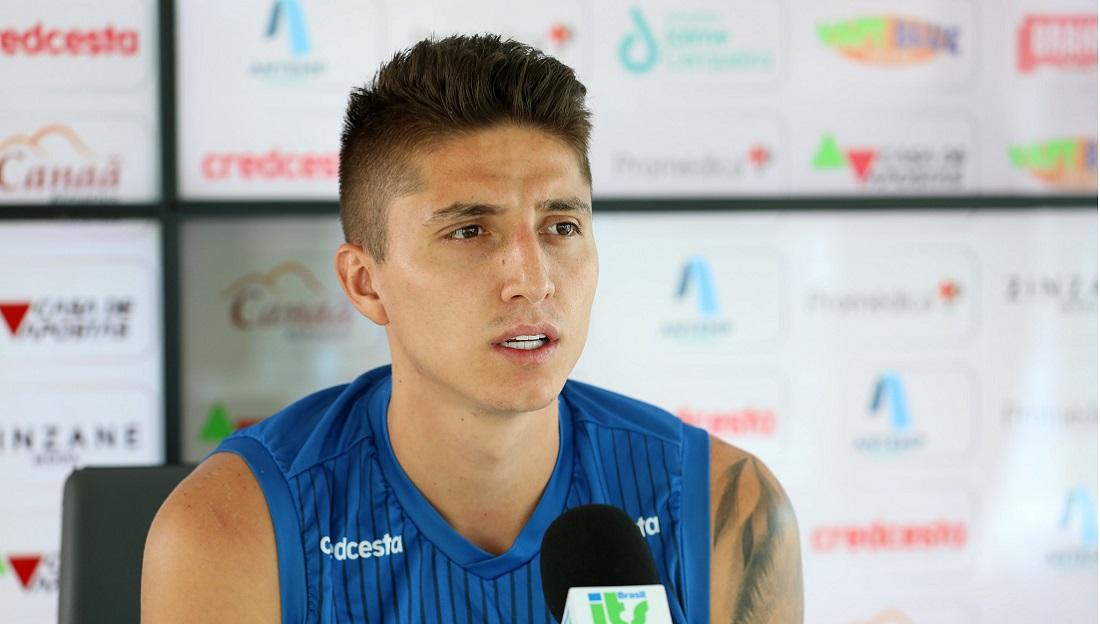 Ramírez cumpriu suspensão contra o Vasco, mas está de volta para o duelo com o Fluminense