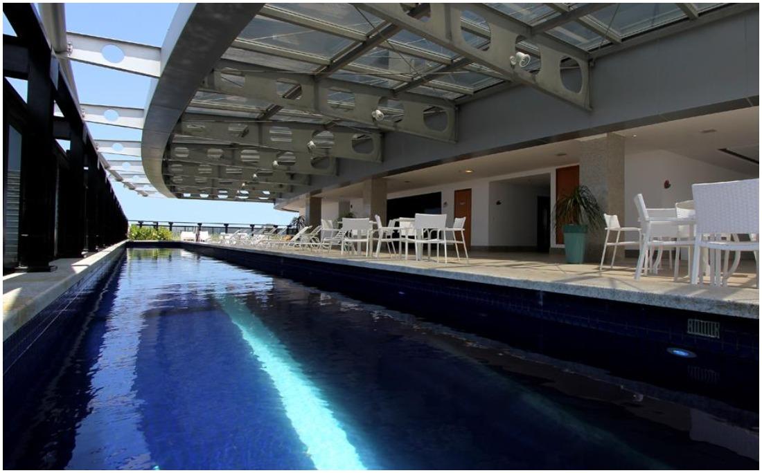 Hotel Intercity Salvador foi o que teve maior taxa de ocupação em janeiro