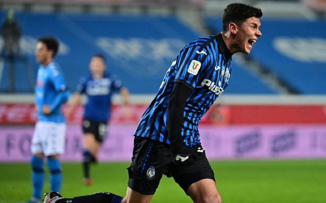 Atalanta enfrentará a Juventus na final da Copa da Itália