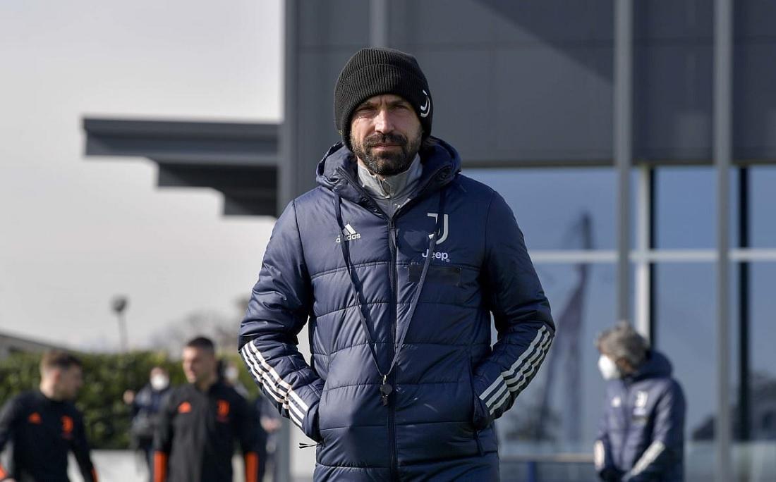 Técnico da Juventus, Pirlo comparou a defesa do Porto com o Atlético de Madrid