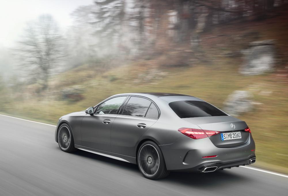Esse Mercedes concorre com Audi A4, BMW Série 3 e Volvo S60