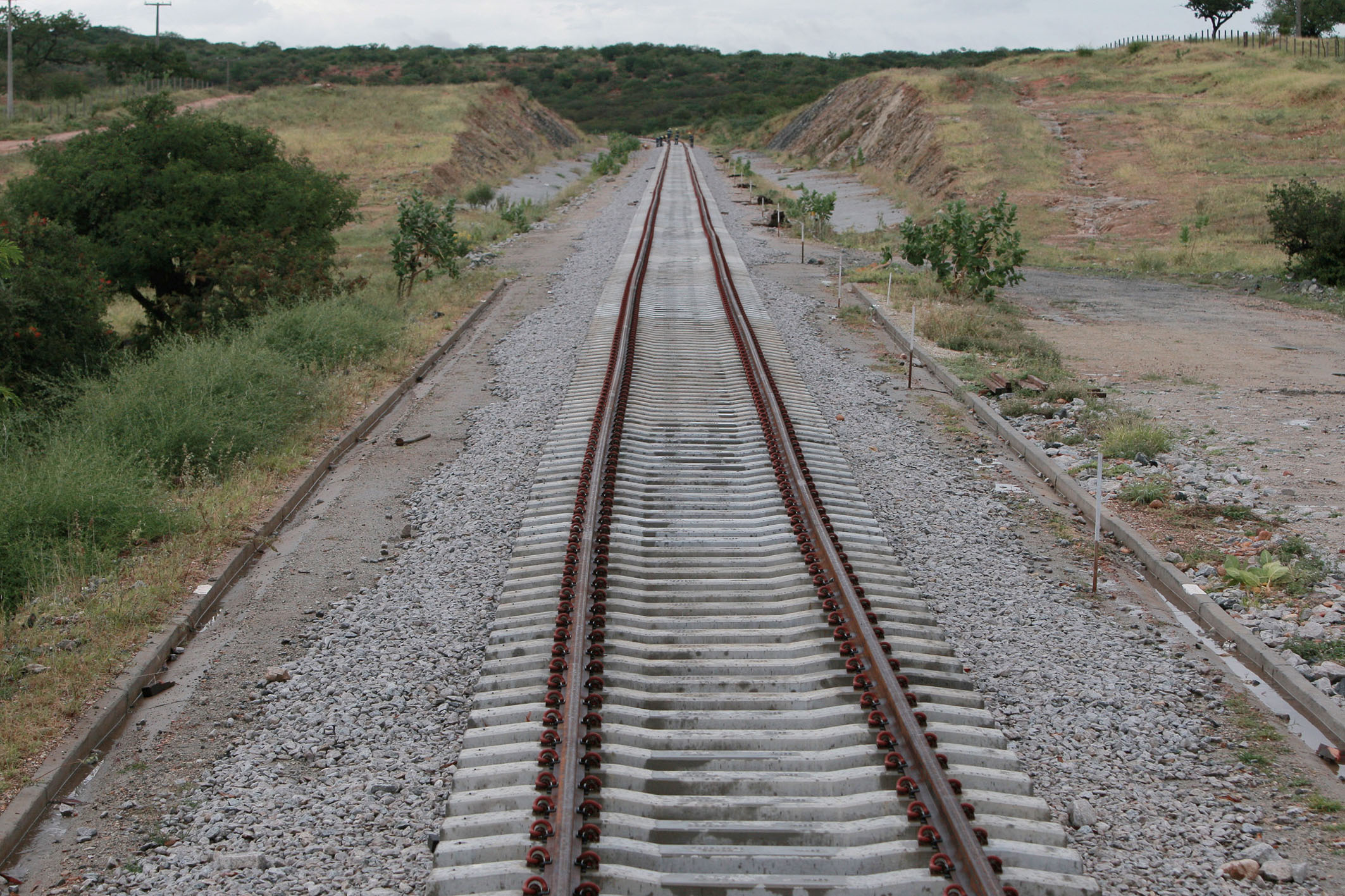 Obras no município de Brumado