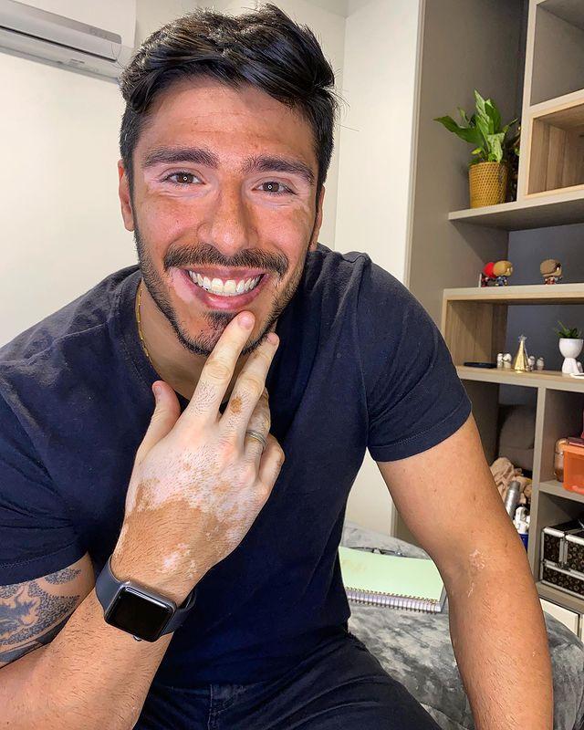 Diego Kydo, comediante catarinense