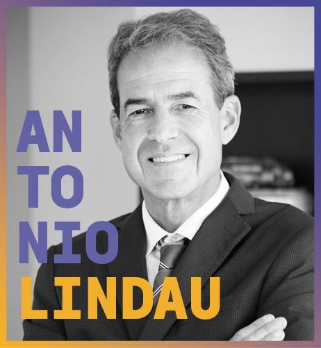 imagem do palestrante do agenda bahia seminário cidades Antonio Lindau