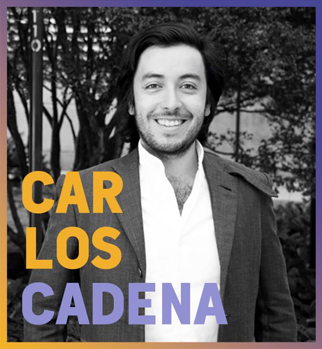 imagem da palestrante do agenda bahia seminário cidades Carlos Cadena