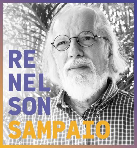 imagem do palestrante do agenda bahia seminário cidades Renelson Sampaio
